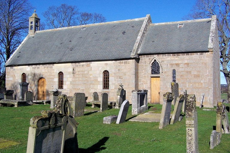 Birnie Church, Moray