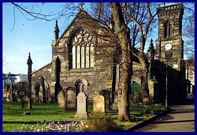 south leith parish church 2