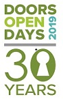 Doors Open Days 2019 30 years logo