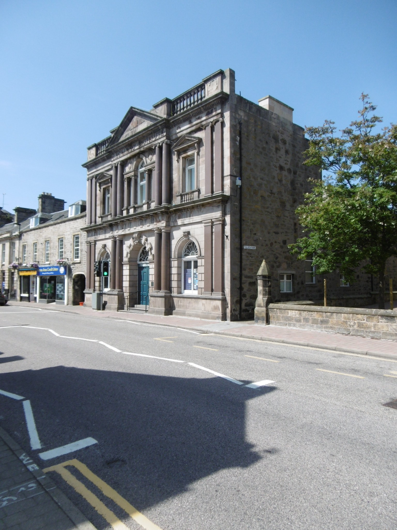 Forres Town Hall