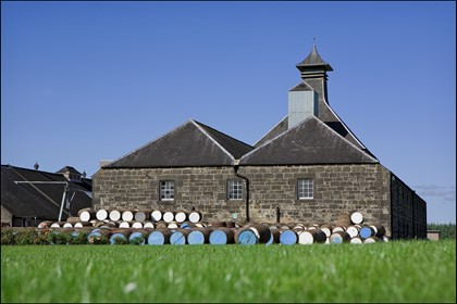 Benriach Distillery (Moray)