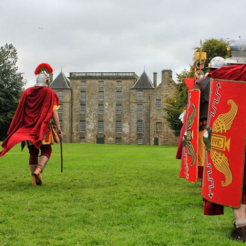 The Antonine Guard at Kinneil House