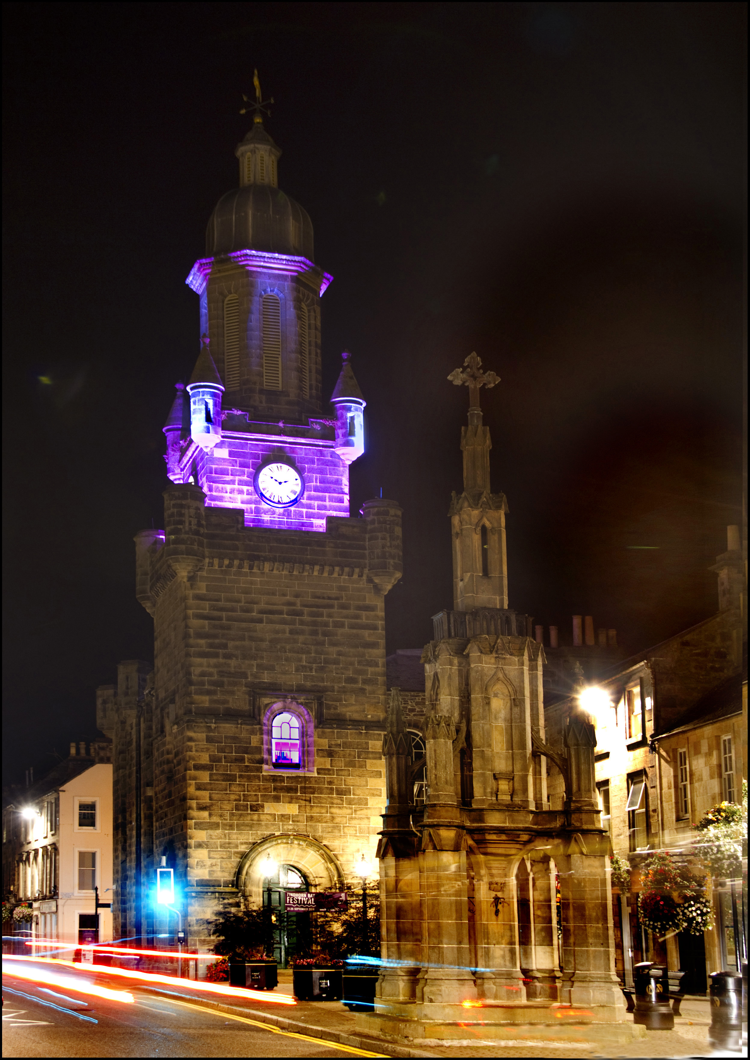 Forres Tolbooth