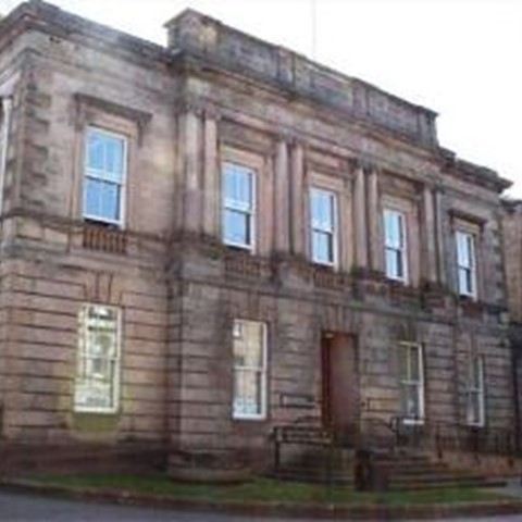 Elgin Sheriff Court, Moray