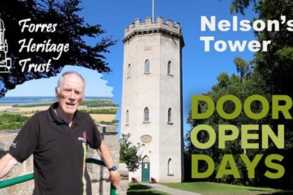 Nelson's Tower - tour